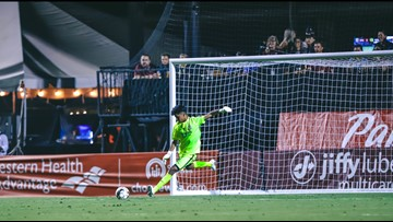 16-year-old goalkeeper signed to Sacramento's minor league soccer team