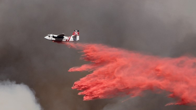 How wildfires disproportionately affect people of color