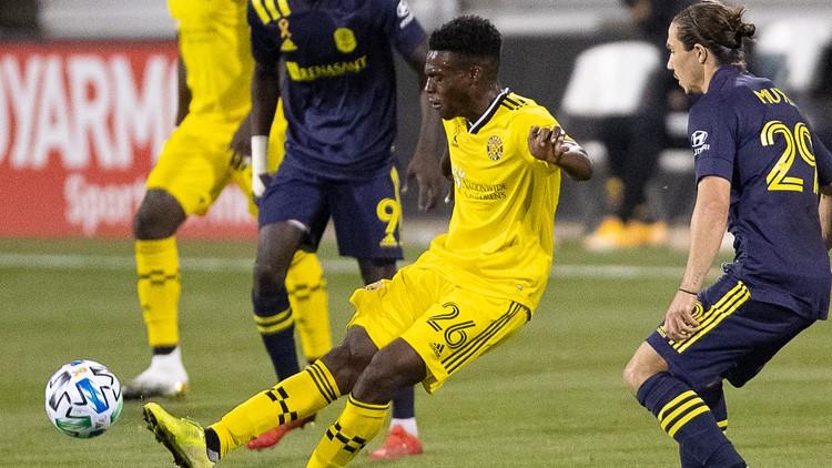 Sacramento Republic FC midfielder Fatai Alashe brings MLS experience, championship mentality to USL club