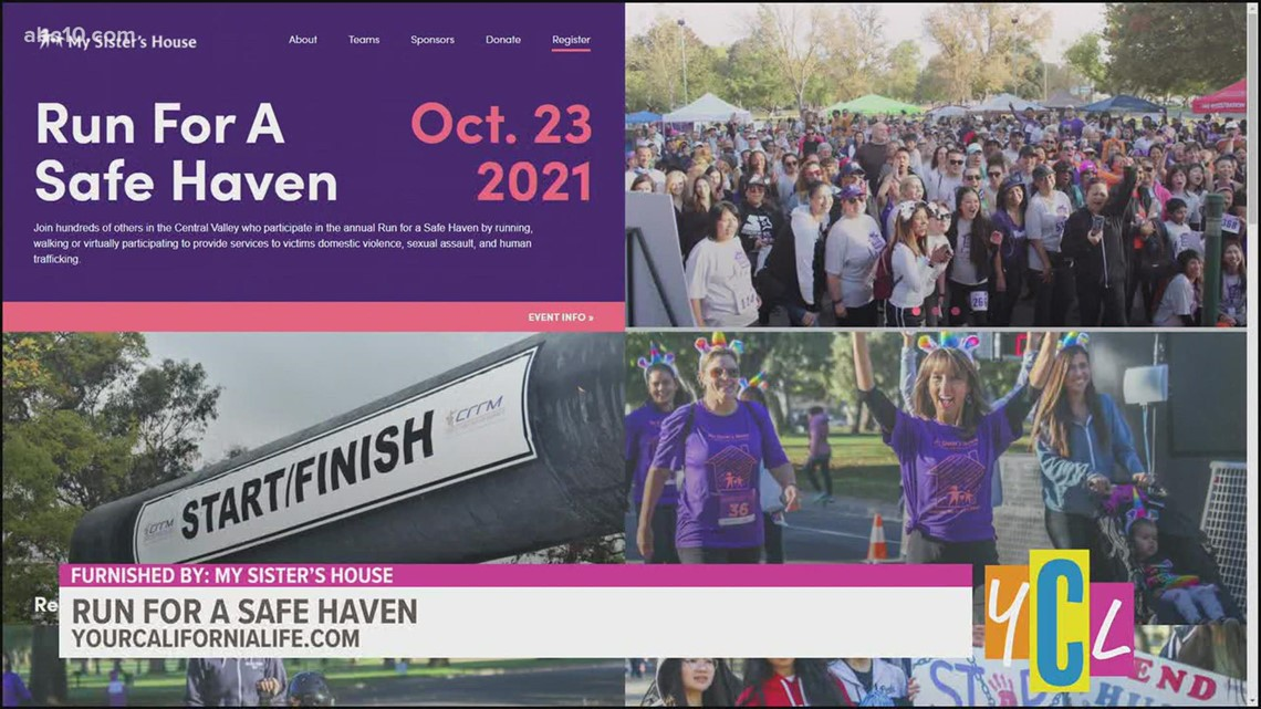 Run for a Safe Haven 2021