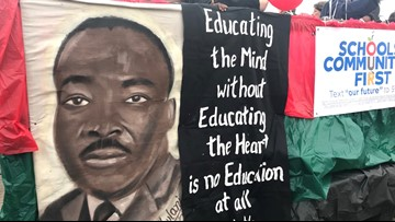 How Sacramento neighbors allow Dr. Martin Luther King's dream to live on