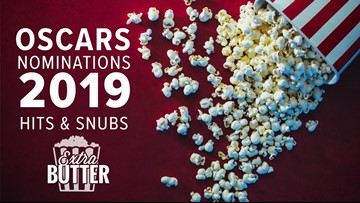 Oscars Nominations 2019 | Big films and Big snubs | Extra Butter