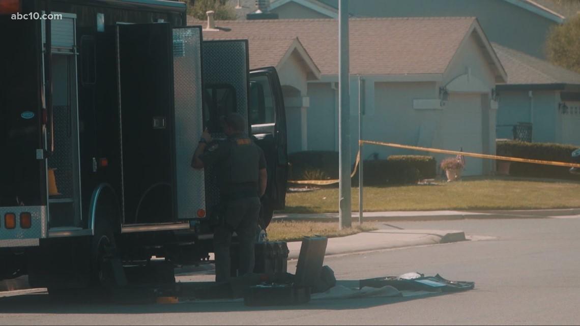 Wheatland police order evacuations due to suspicious device