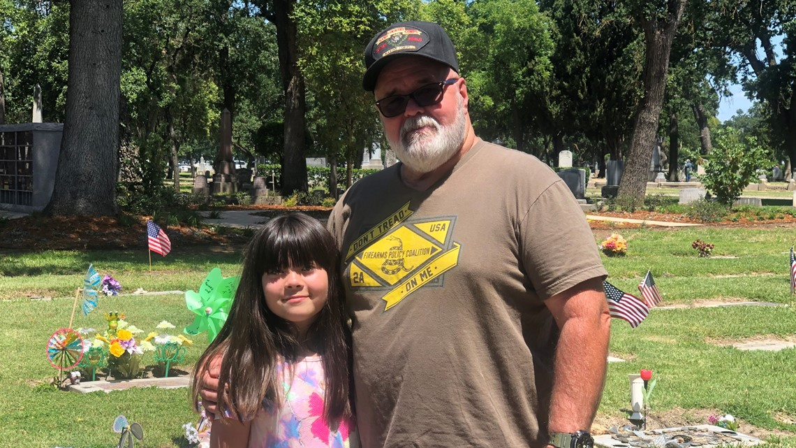 'It's truly about remembering who our son was' | Stockton dad finds new meaning in Memorial Day