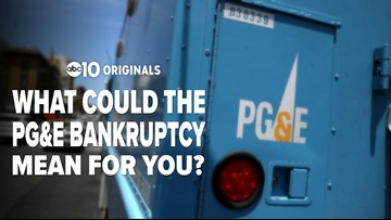What a PG&E Chapter 11 could mean for you
