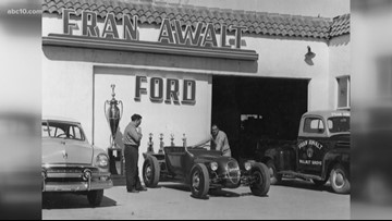 Sacramento Delta was once home to some of the best hot rods and custom cars