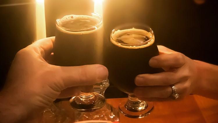 Valentine's Day Chocolate & Beer Pairing