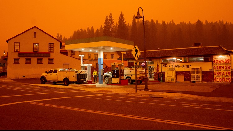 Mandatory evacuations ordered in Plumas County due to Dixie Fire | Evacuations, maps, updates