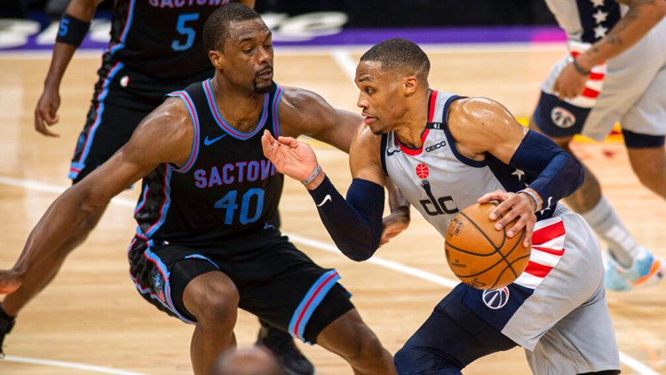Westbrook, Wizards deliver Kings 8th straight loss