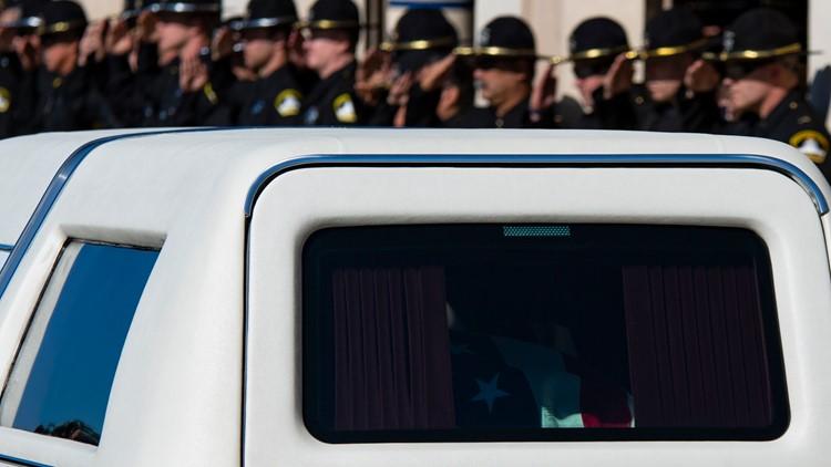 Sacramento Officer Tara O'Sullivan memorial and procession | Photos