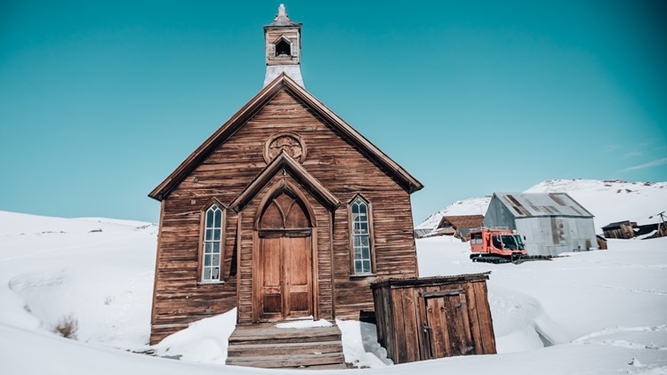 Ghost Town – Bodie State Park