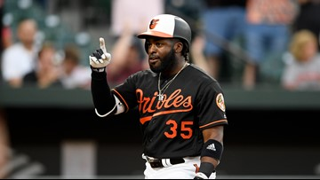 Pomeranz shelled as Giants fall to Orioles 9-6