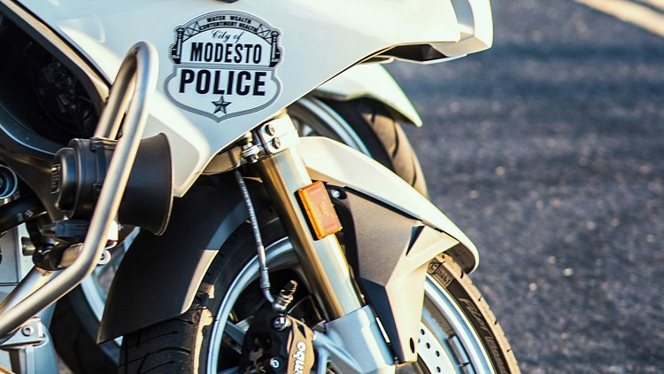 Motorcyclist killed in collision in Modesto