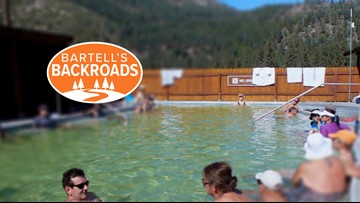 Escape to Grover Hot Springs for a relaxing soak in nature's heated pool | Bartell's Backroads