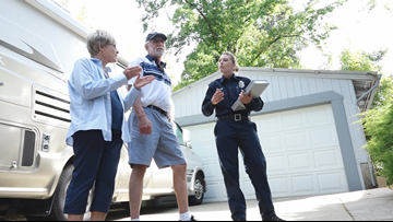 Auburn Fire will visit your home, tell you how to protect it from wildfire