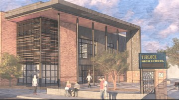 Aging Turlock science building will be demolished, redesigned in contemporary style