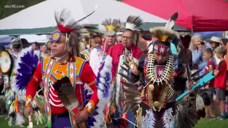Auburn Big Time - Pow Wow celebrates Native American culture