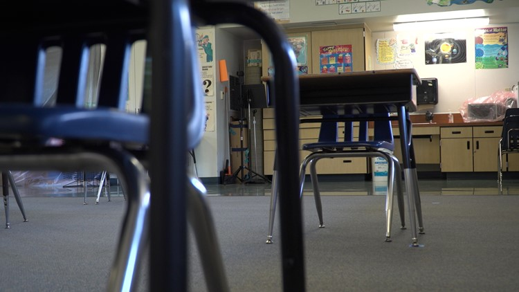 Sacramento Unified School District begins phasing in in-person learning