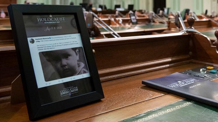 Yom Hashoah: Sacramento remembers the Holocaust