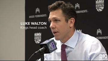 Sacramento Kings head coach Luke Walton on his team's performance in 113-106 loss to Chicago Bulls
