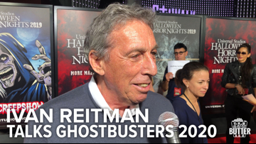 Ivan Reitman talks 'Ghostbusters 2020' | Extra Butter