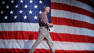 John Hickenlooper announces run for U.S. Senate week after dropping out of 2020 presidential race