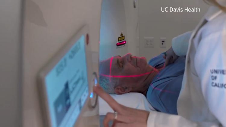 UC Davis Health creates first full body PET scanner