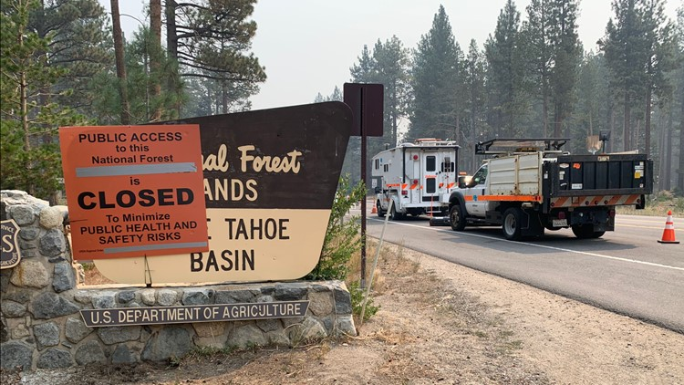 Caldor Fire evacuees can return to Grizzly Flats with no restrictions starting this evening    Evacuation, maps, updates