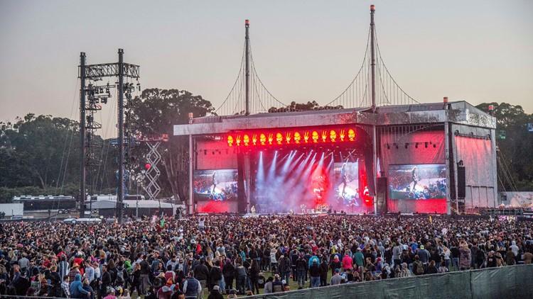 2017 Outside Lands Music Festival - Day 2