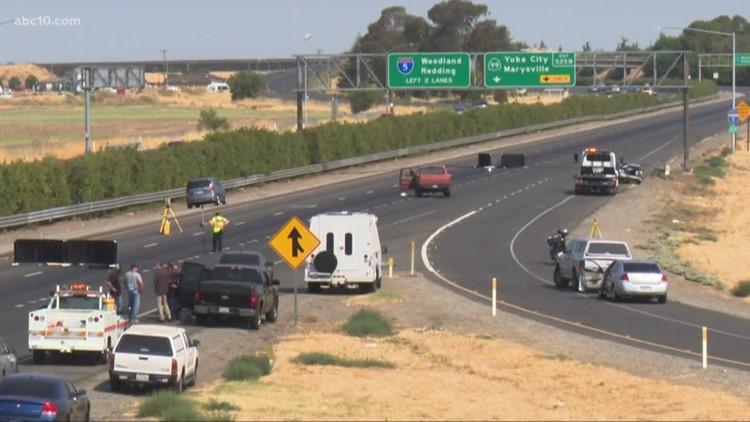 2 Dead In Natomas Road Rage Incident All Lanes Now Open