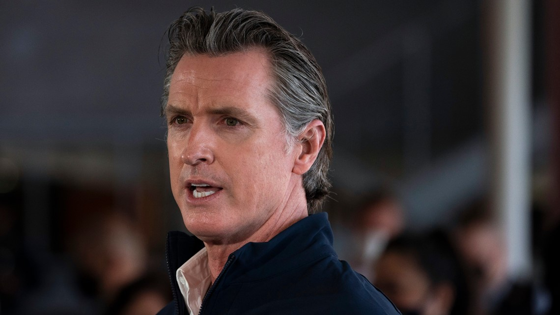 Here's who wants to see a recall of Gov. Gavin Newsom