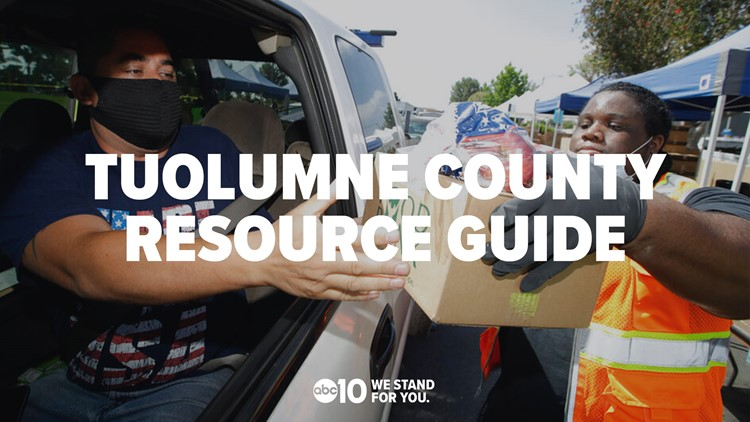 Tuolumne County Help: A resource guide for struggling families and individuals