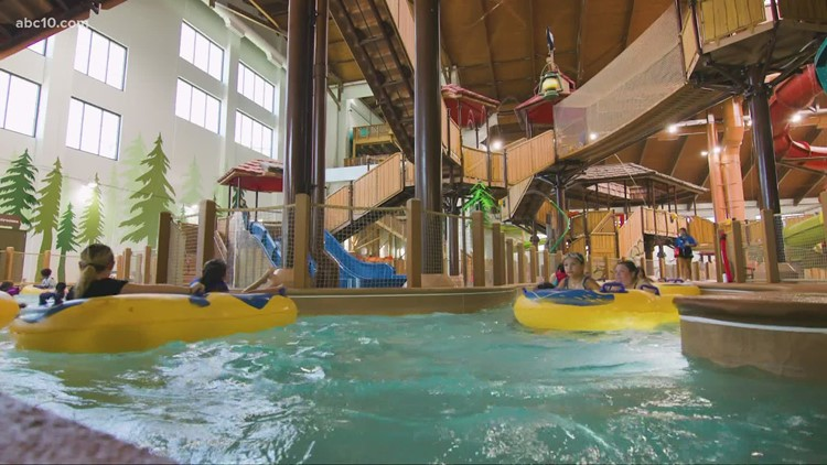 Manteca's Great Wolf Lodge: Inside the grand opening