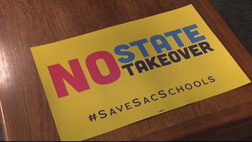 Sacramento district, union at odds after auditor suggests cutting teachers' wages to avoid state takeover