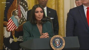 Entertainment News: Kim Kardashian at White House, My Little Pony's first same-sex couple, and 'Annabelle Comes Home' prank