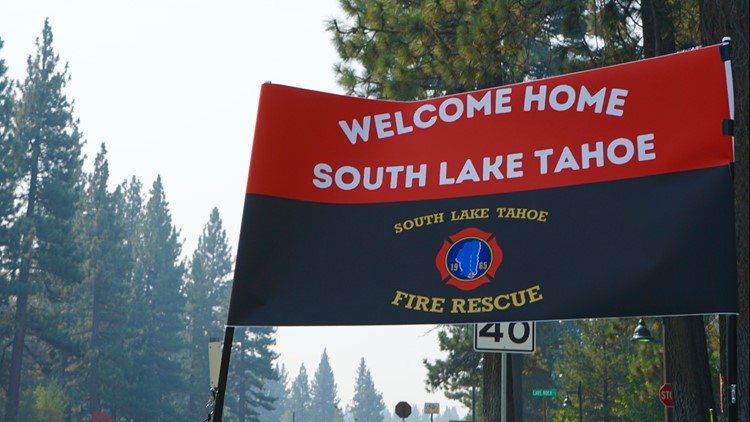 South Lake Tahoe is getting back to business