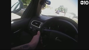 Ceres police release body cam footage from 2018 incident | RAW