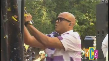 Local Artist David Garibaldi offering free Art Camp