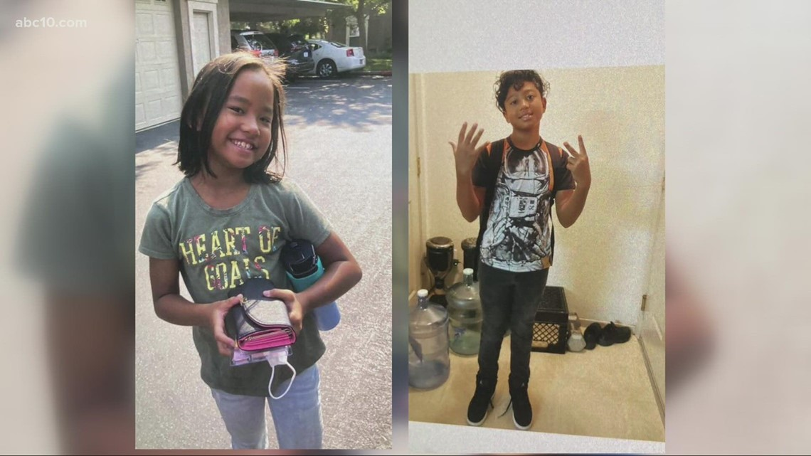 Authorities still searching for two Sacramento children who went missing a month ago