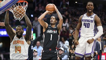 Sources: Kings land free agents Dedmon and Ariza, re-sign Barnes