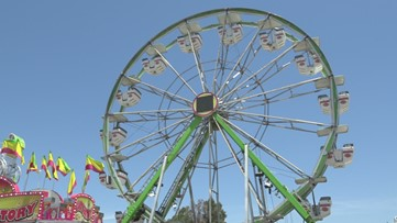 'The best of our county'   San Joaquin Fair preps for 4 days of fun, excitement