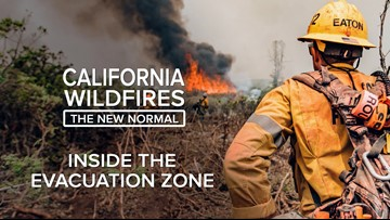 Inside the Evacuation Zone: California Wildfires The New Normal (Episode 6 of 9)