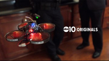 Sacramento Police Department rolling out cutting edge micro-drones