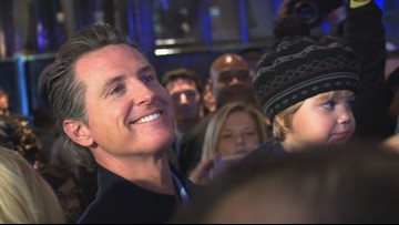 Gavin Newsom's inauguration benefit concert brings nearly $5 million for 2018 wildfire survivors