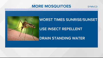 Get ready to itch: Mosquitoes are back!   GEEK LAB