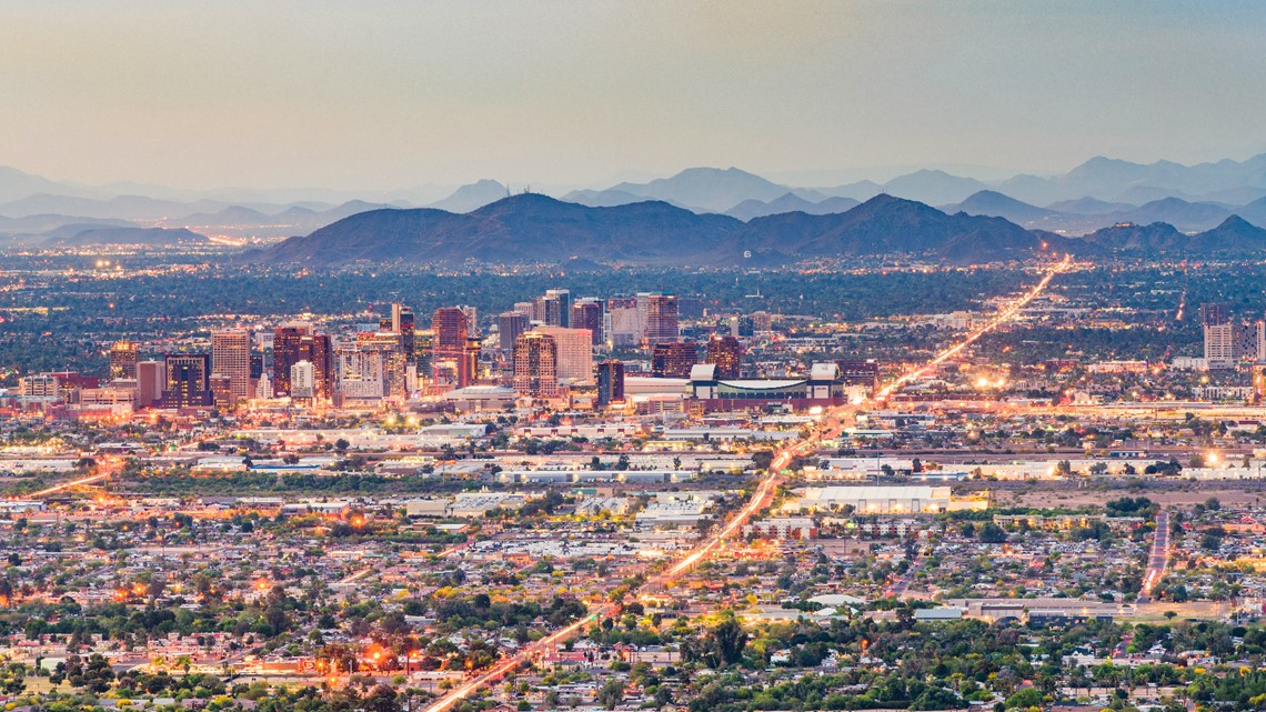 Why 60,000 Californians left for Arizona in 2019 and why Phoenix wants even more
