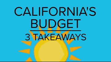 3 takeaways from the California budget | Connect the Dots
