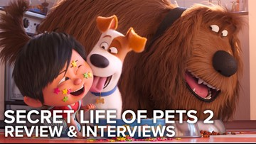 The Secret Life of Pets 2: Review & Interviews   Extra Butter