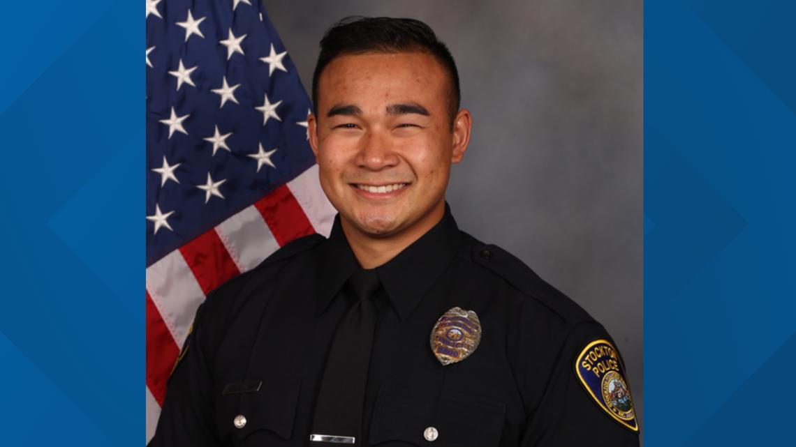 Stockton Police officer killed while responding to alleged domestic violence incident