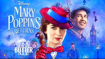"""""""Mary Poppins Returns"""" movie review 